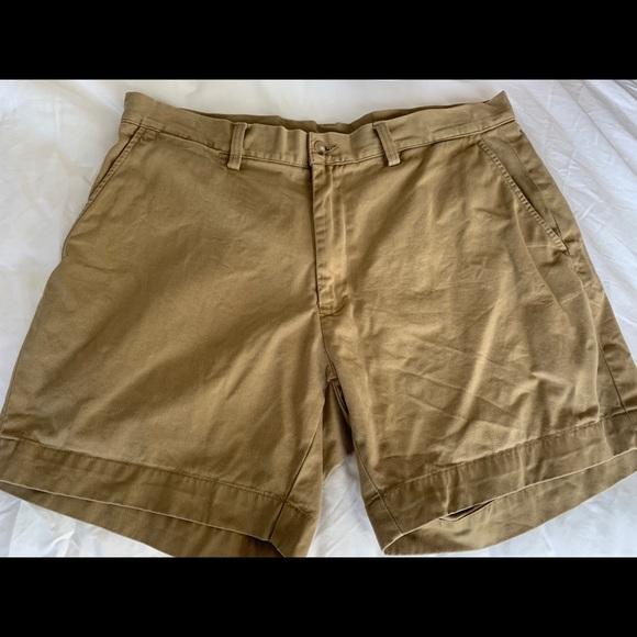 "Polo Ralph Lauren Men's Shorts Size 34; 6"" inseam"